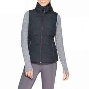 CHAMPION Black Water-Resistant Puffer Vest sz XL
